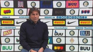 """Inter, Conte: """"Inevitabile giocare a porte chiuse, i dettagli faranno la differenza"""""""
