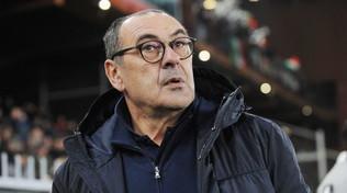 """Sarri: """"Juve-Inter gara più prestigiosa della Serie A. CR7 si esalta"""""""