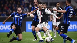 Juve-Inter da scudetto: Sarri non può sbagliare, Conte ha l'occasione migliore
