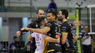 Verona piega Cisterna al tie-break e sogna i playoff