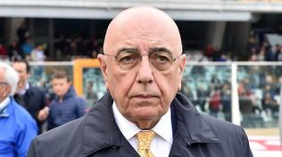 Emergenza coronavirus nel calcio, Galliani il primo a lanciare l'allarme