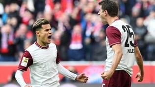 Bayern in fuga con Muller e Goretzka, Dortmund a -4