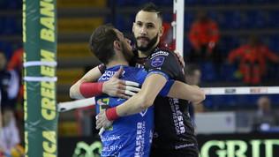 Civitanova ribalta Trento al tie-break, Modena 2ª