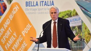 """Coronavirus, Coni: """"Stop a tutto lo sport italiano fino al 3 aprile"""""""