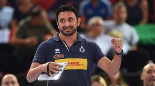 """""""Convocati a casa"""", il c.t. Mazzanti risponde a giovani pallavolisti"""