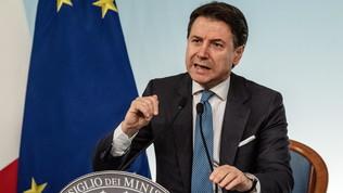 """Conte: """"Tutta Italia zona protetta, stop alle manifestazioni sportive"""""""