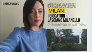 Il Milan lascia Milanello: centro chiuso una settimana