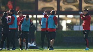 I calciatori chiedono lo stop degli allenamenti: il Milan dà l'esempio