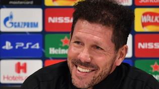 """Simeone: """"Spero si giochi coi tifosi"""". Tuchel e Favre ci credono"""