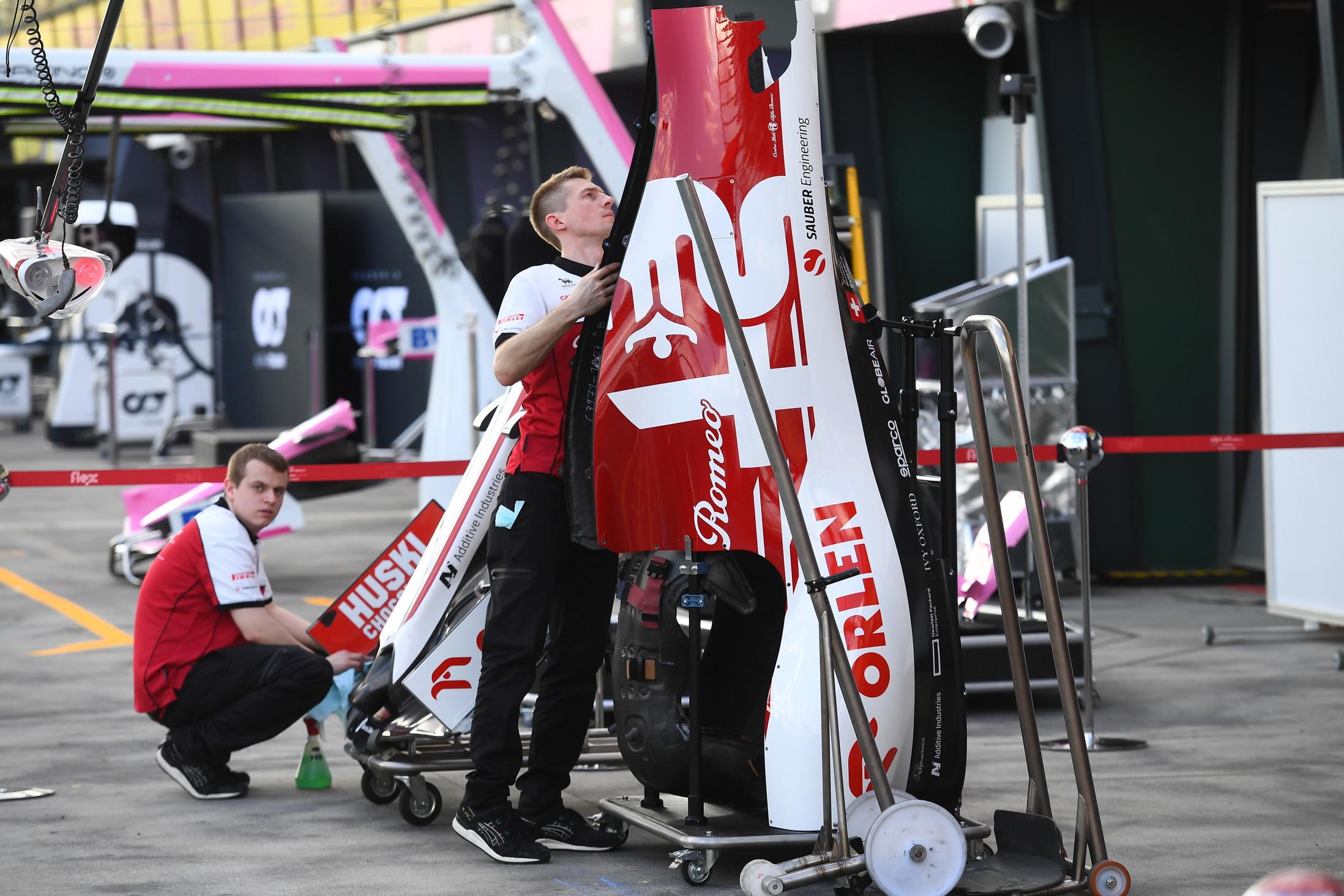 Piloti e squadre sono a Melbourne in vista del primo GP dell'anno