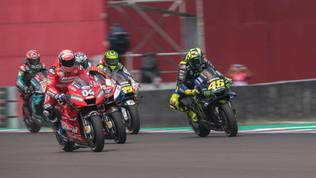 MotoGP senza pace: slitta anche la gara in Argentina