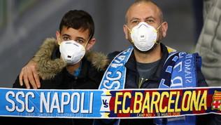Spagna a rischio anche per il Napoli: a Barcellona via Francia?