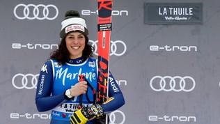 Annullate le finali di Aare: Federica Brignone vince la Coppa del Mondo