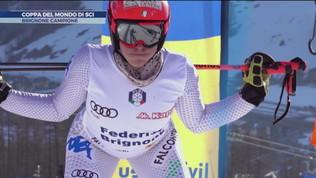 Federica Brignone vince la Coppa del Mondo di Sci