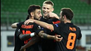 Lo Uniteda valanga, il Basilea sorprende l'Eintracht