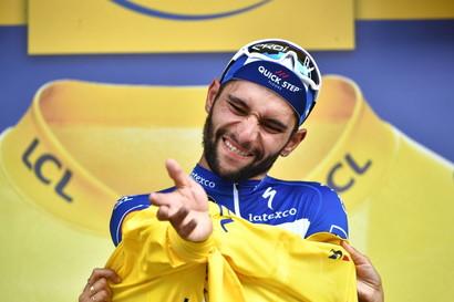 Fernando Gaviria (Ciclismo- UAE Team Emirates)