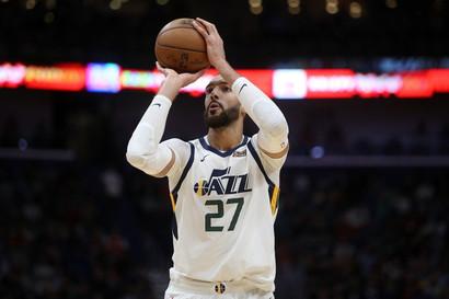 Rudy Gobert (Basket-Utah Jazz)