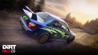 DiRT Rally 2.0, edizione dedicata a Colin McRae