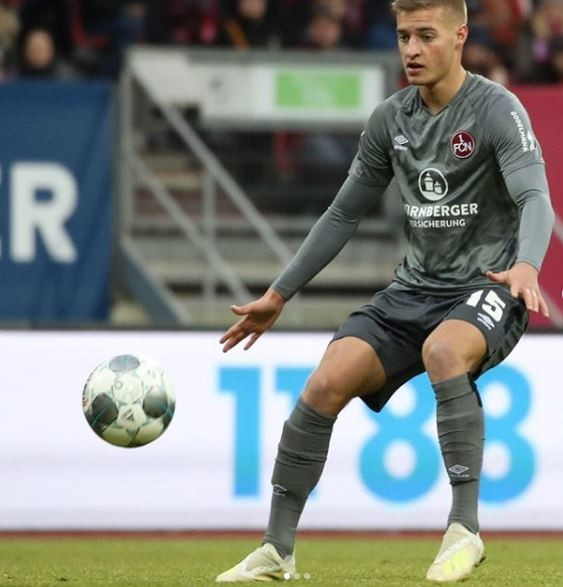 Fabian Nürnberger (Calcio-Norimberga)