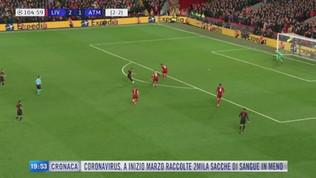 Liverpool-Atletico Madrid, uno spettacolo