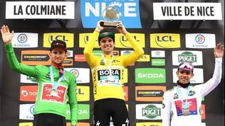 Parigi-Nizza, vince Schachmann: ora il ciclismo va in quarantena