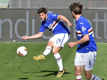 Bartosz Bereszynski (Calcio-Sampdoria) guarito