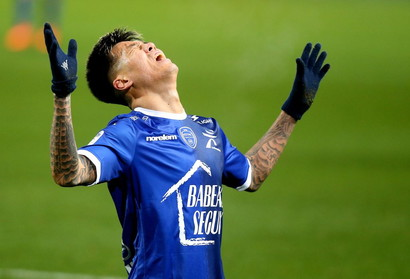 Hyun-Jun Suk (Calcio-Estac Troyes)