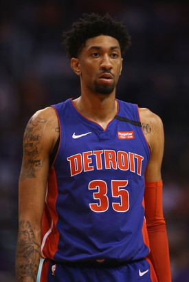 Christian Wood (Basket - Detroit Pistons)