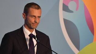 Campionati sospesi, per la Uefa conta l'ultima classifica