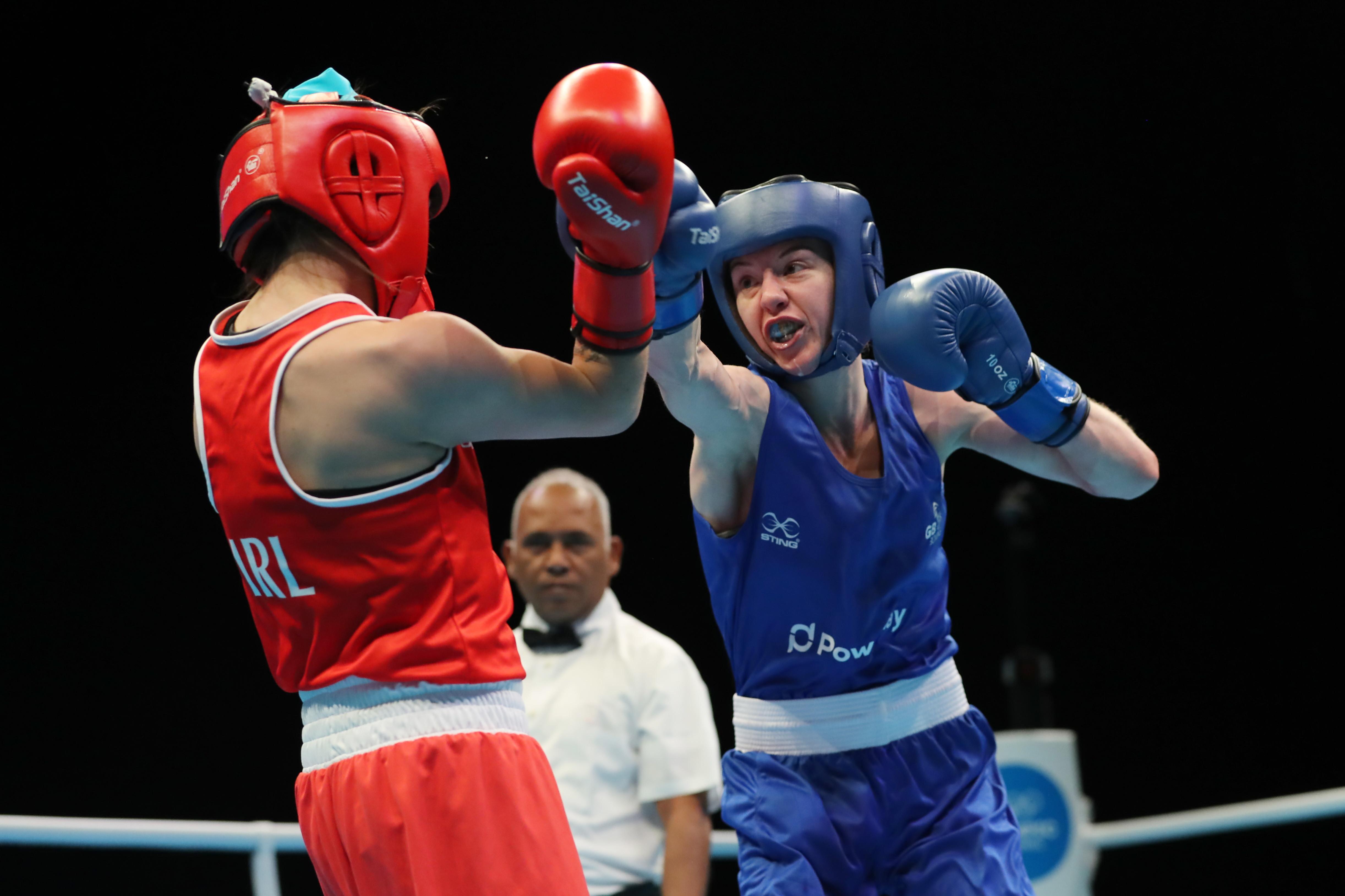 &quot;La nostra azzurra Giordana Sorrentino si &egrave;&nbsp;qualificata nei quarti dei 51 kg&nbsp;a Londra ed &egrave;&nbsp;l&igrave;&nbsp;a giocarsi la qualificazione al torneo di Tokyo. Ma vi sembra normale? La boxe, che &egrave;&nbsp;uno sport estremamente di contatto. E&#39; vero che gli atleti sono l&igrave;&nbsp;da tanto tempo. Ma trovo surreale che ci siano Paesi interpretino il nostro mondo in maniera cos&igrave;&nbsp;differente. Non lo trovo giusto e non va bene&quot;: cosi&#39; il presidente del Coni, Giovanni Malag&ograve; a&nbsp;Gr Parlamento sul torneo di boxe pre-olimpico in svolgimento questi giorni alla Copper Boxe Arena.<br /><br />