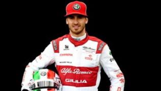 """Giovinazzi avvisa Vettel: """"Un 2020 top per conquistare la Ferrari"""""""
