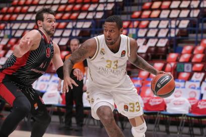 Trey Thompkins (Basket - Real Madrid)