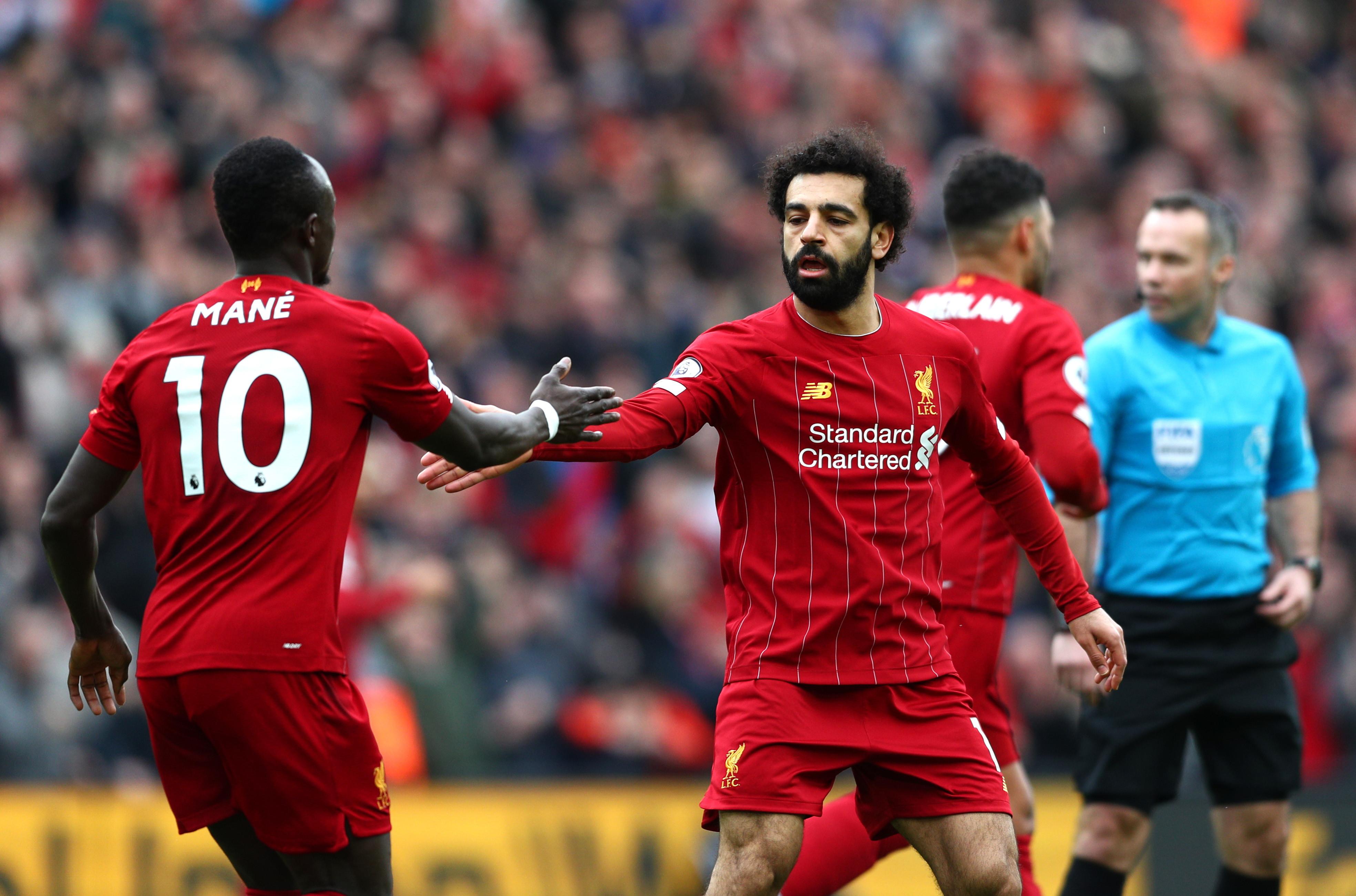 1) Liverpool: 1,405 miliardi di euro