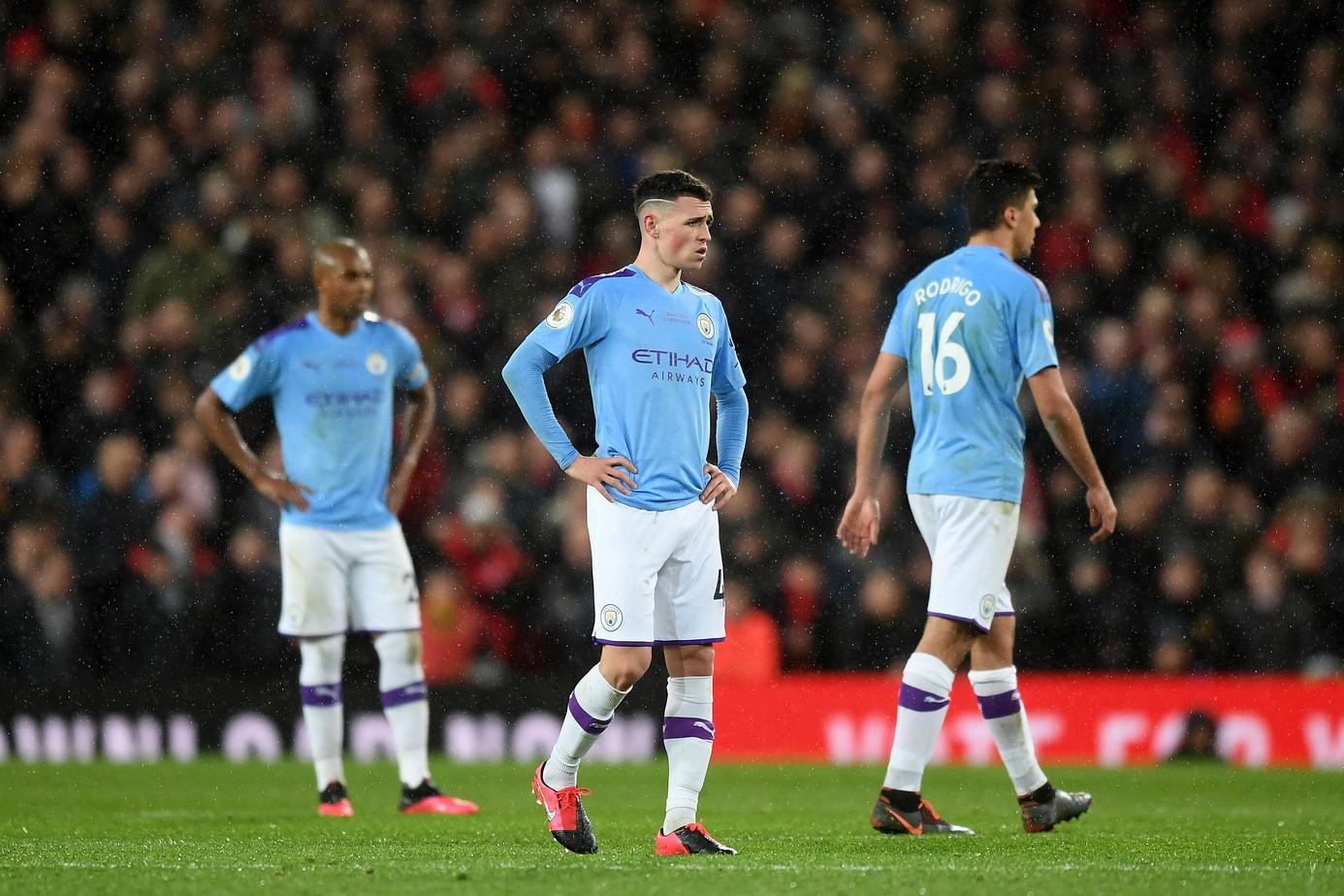 2) Manchester City: 1,361 miliardi di euro