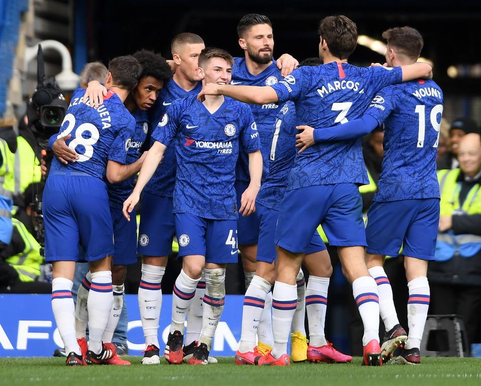 5) Chelsea: 1,008 miliardi di euro
