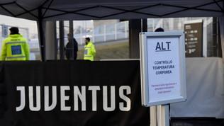 La Juve ha fatto i primi tamponi: per ora sono tutti negativi