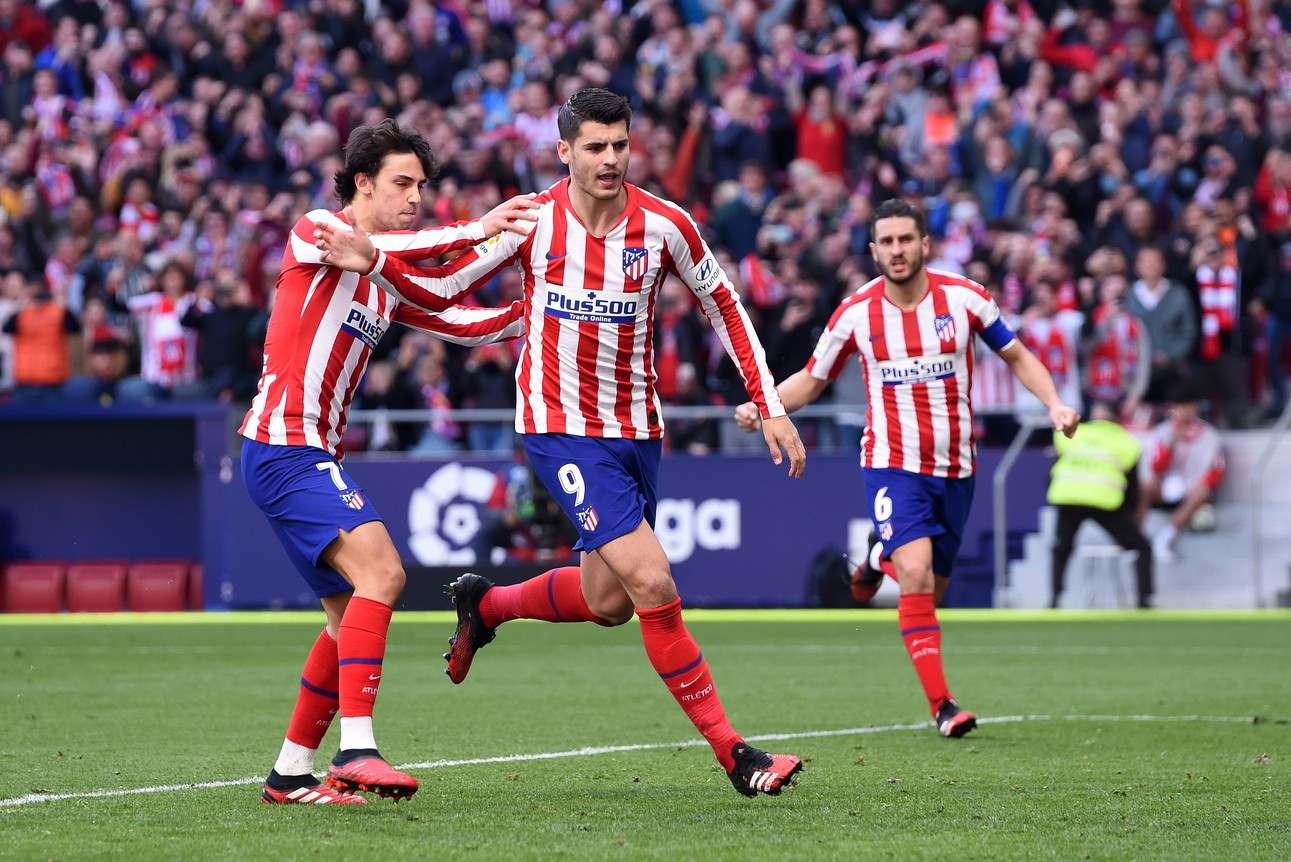 8) Atletico Madrid: 836 milioni di euro
