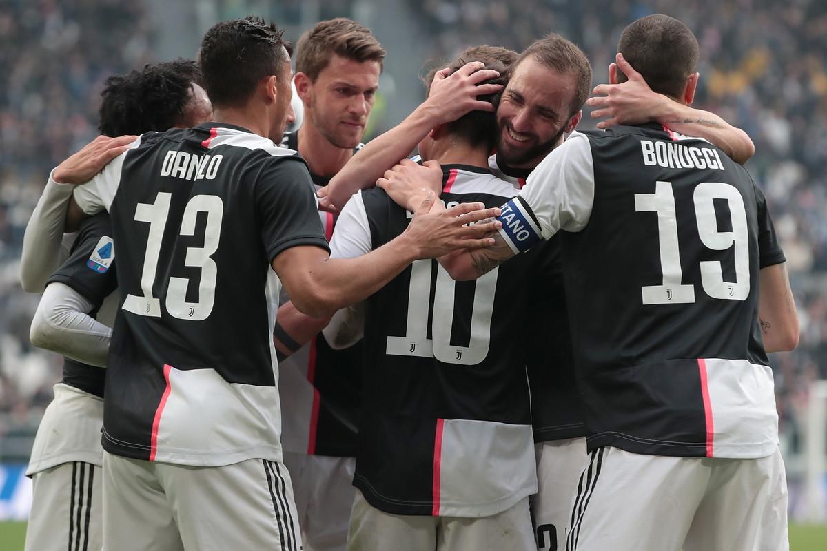 10) Juventus: 783 milioni di euro