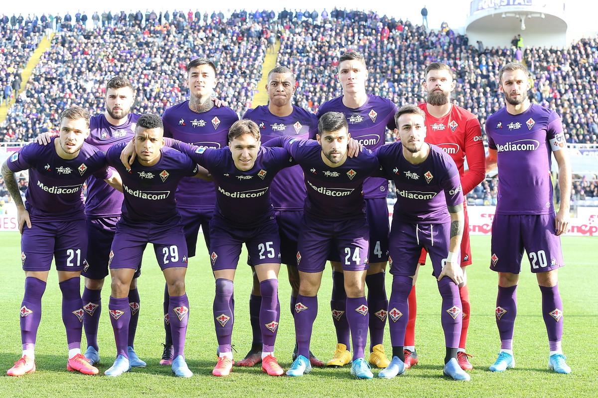 32) Fiorentina: 343 milioni di euro
