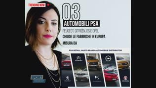 Peugeot, Citroën, DS e Opel chiudono le fabbriche in Europa