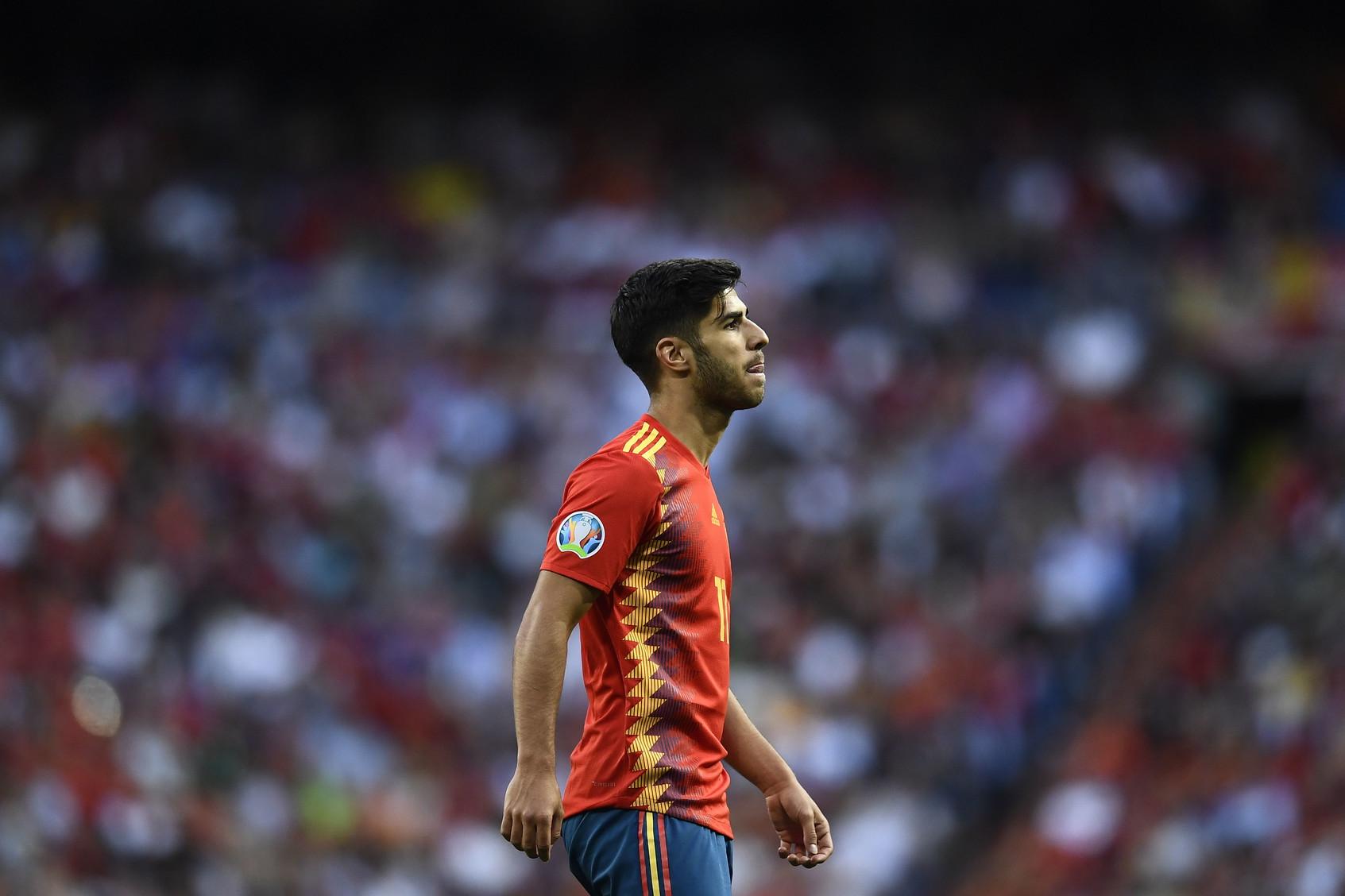 Marco Asensio (Spagna): rottura del legamento crociato a luglio, sarebbe dovuto rientrare in questi giorni ma difficilmente sarebbe stato convocato per Euro 2020