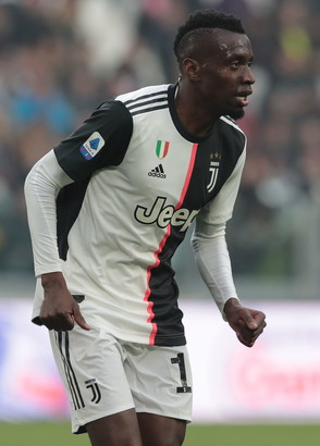 Blaise Matuidi (Calcio - Juventus) guarito