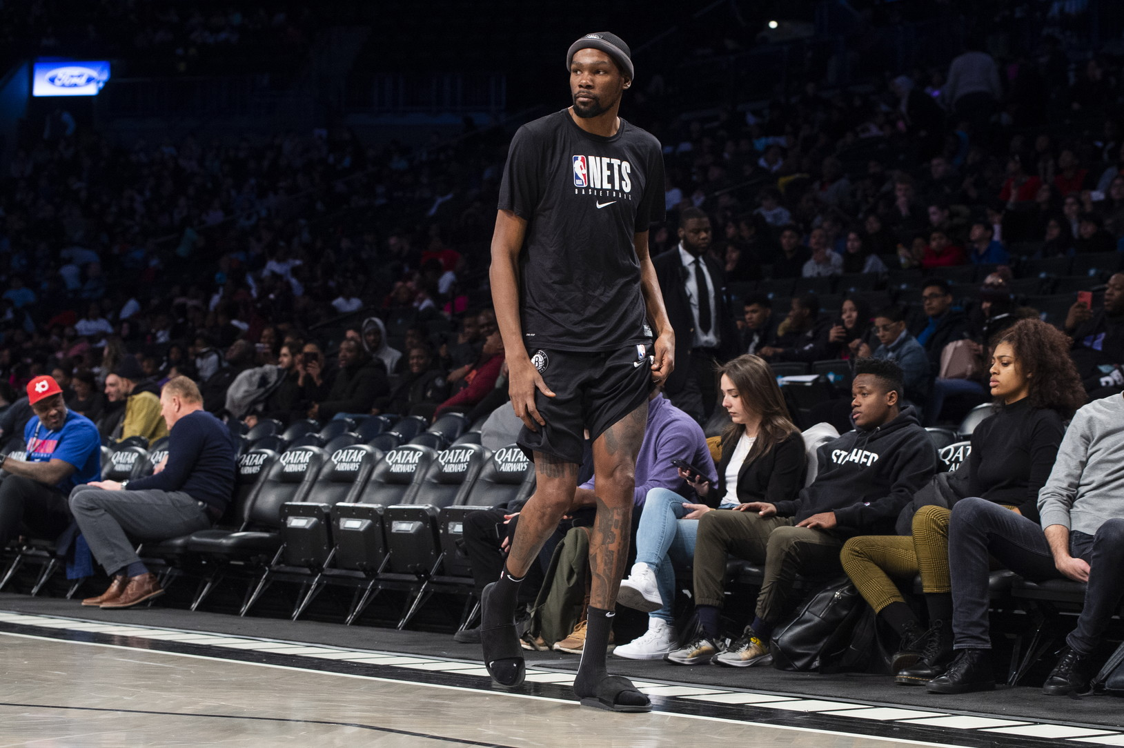 Kevin Durant (Basket - Brooklyn Nets)
