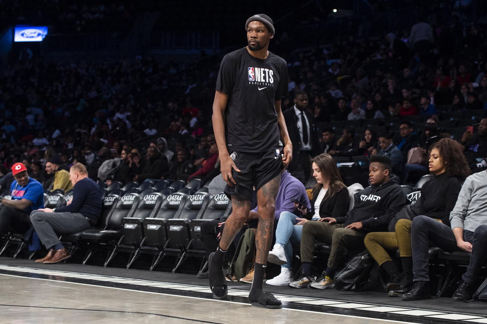 Kevin Durant (Basket - Brooklyn Nets)