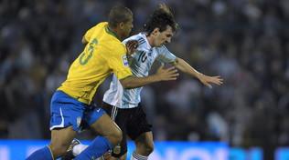 """Felipe Melo: """"Marcare Messi? Ci alternavamo per prenderlo a calci"""""""