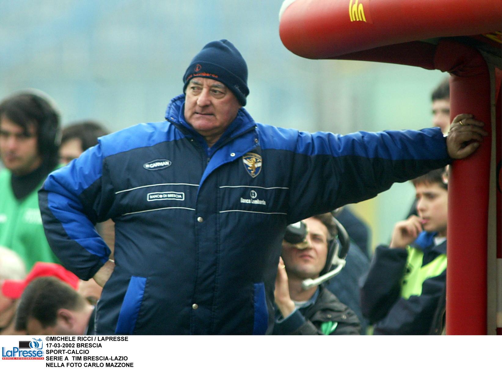 L'ex allenatore Mazzone compie 83 anni.