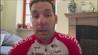 """Ciclismo, Sabatini: """"Niente insulti in strada, se cadiamo finiamo in ospedale"""""""