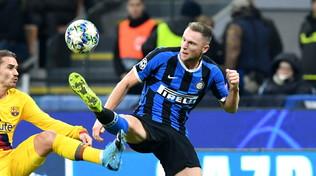 """Inter, Skriniar: """"Che bello marcareIbrahimovicnel derby"""""""
