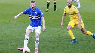 """Sampdoria, l'angoscia di Jankto: """"Anche io potrei essere positivo"""""""