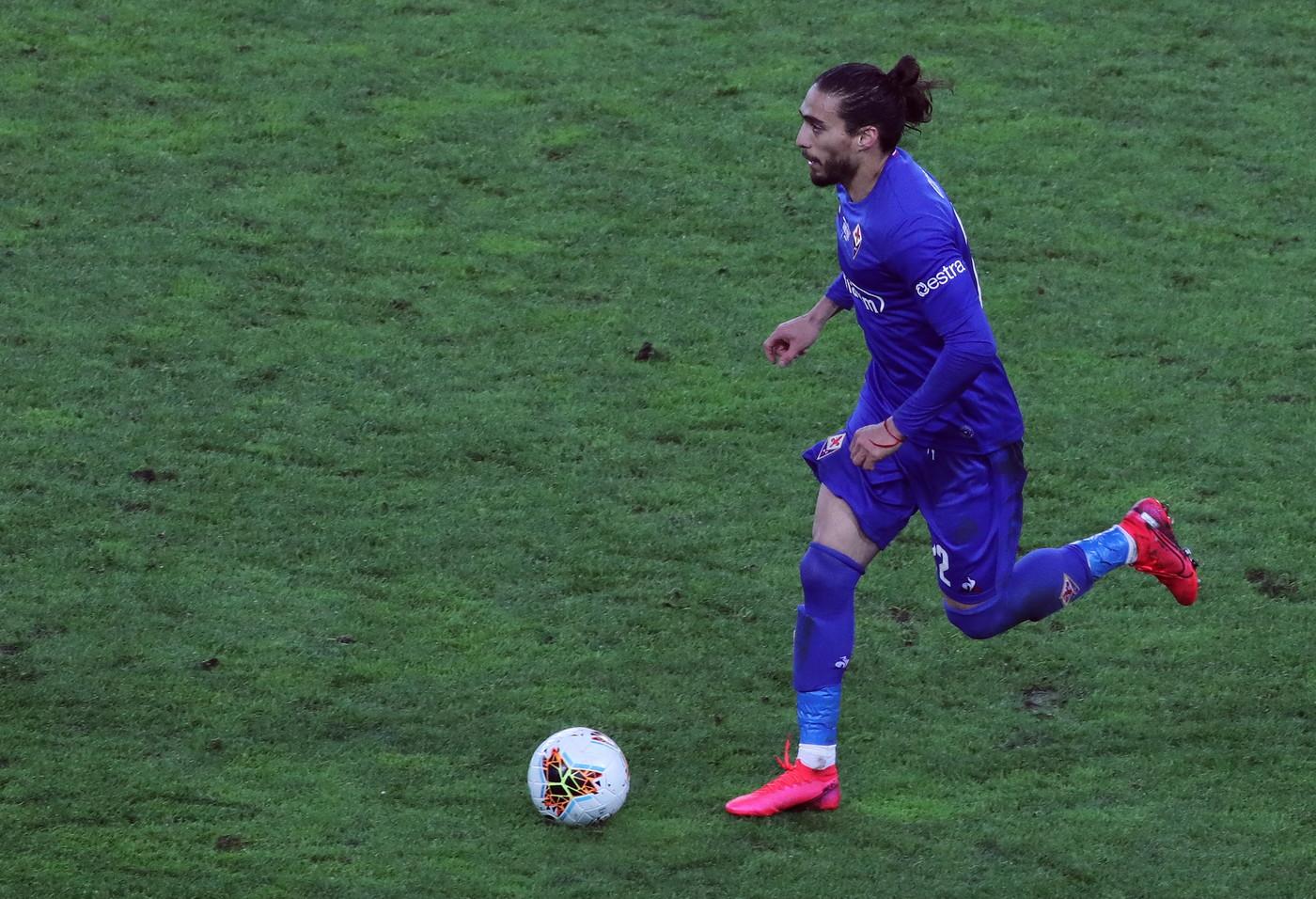 Fiorentina: Caceres, Thereau